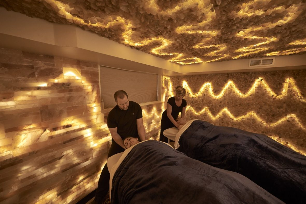 Zama Massage Brings Only Halotherapy Salt Caves to Portland, OR