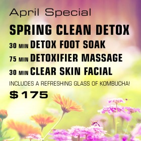Spring Clean Detox Package