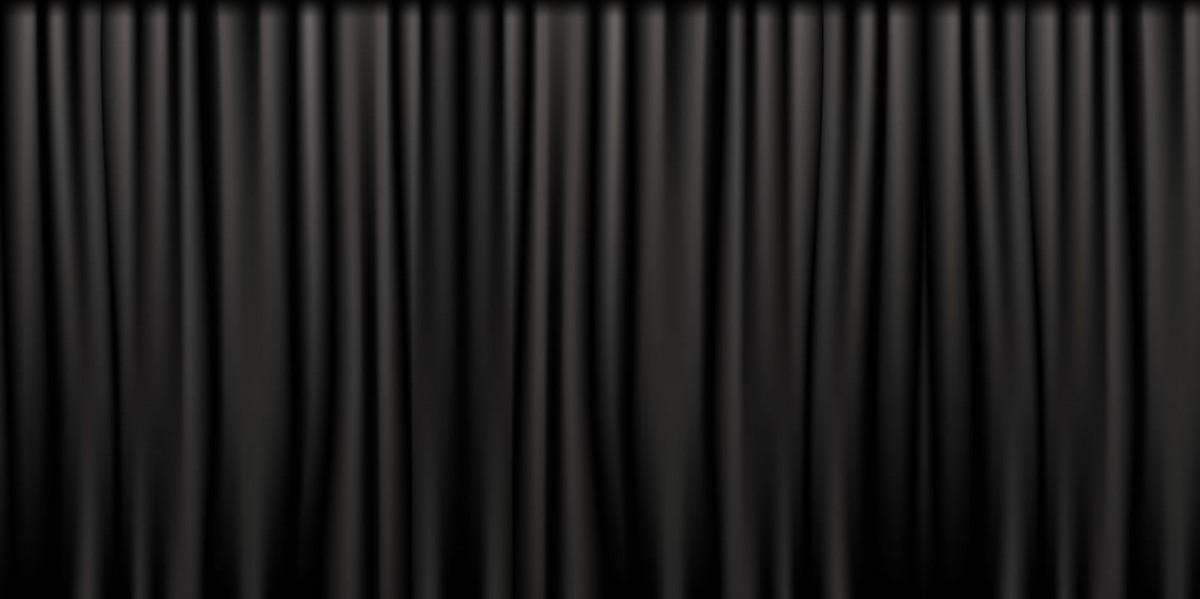 Black Friday Curtain