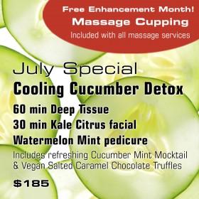 Cooling Cucumber Detox