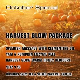 Harvest Glow October Special