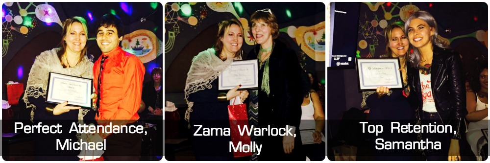 Zama Staff Awards