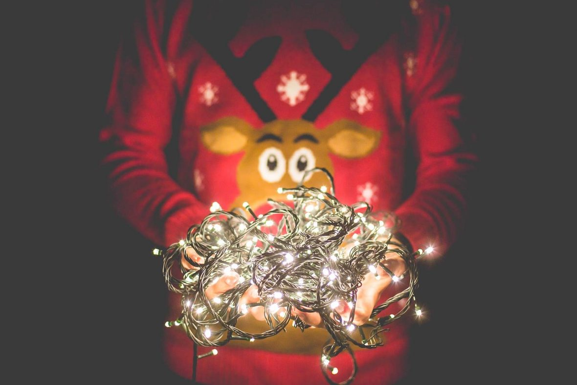 10 Days 'til Christmas Wellness Tips