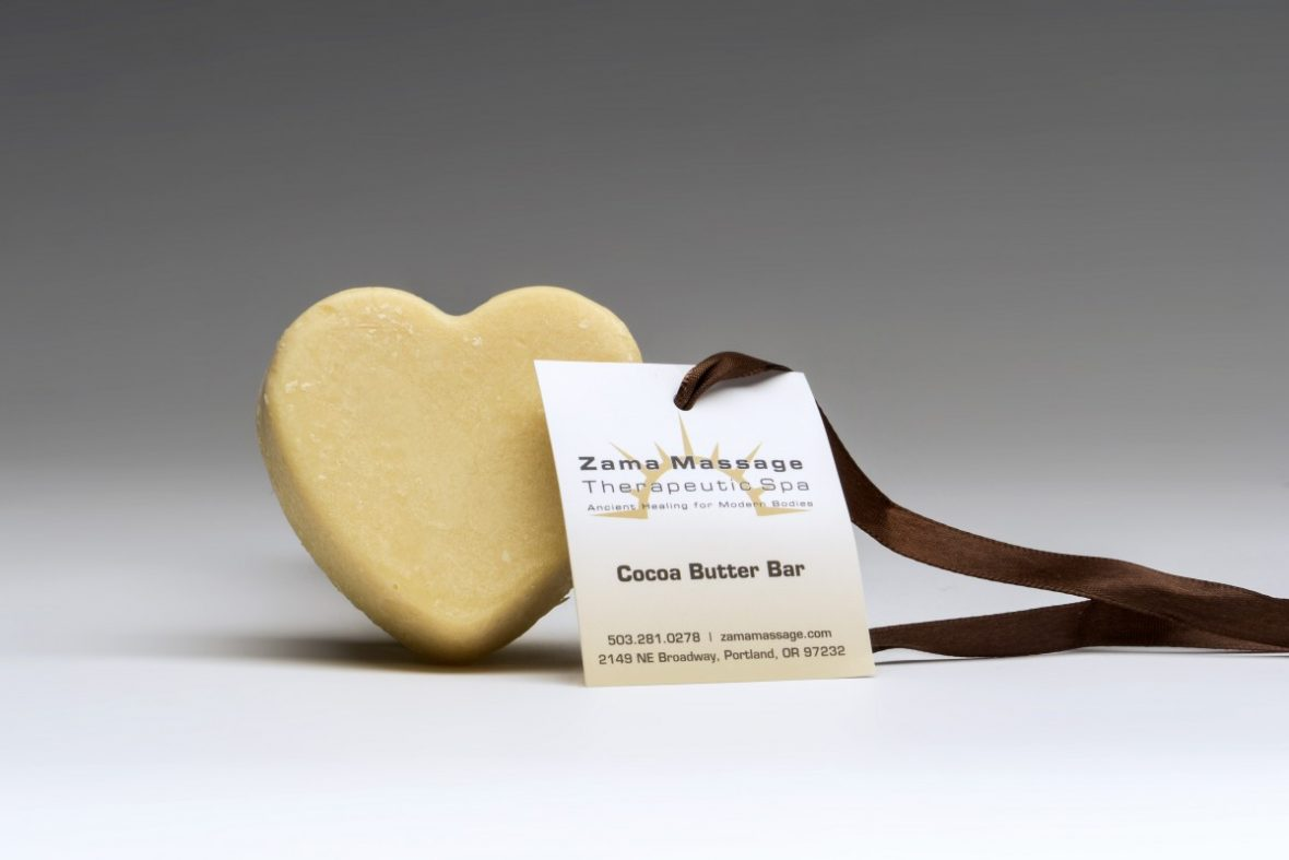 Cocoa Butter Bar: February Product of the Month