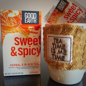 Tea, Sweet, Spicy, Natural, Healthy