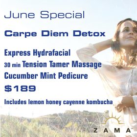 June Special: Carpe Diem Detox