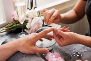 seasonal manicure