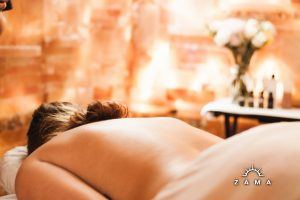 Salted Chocolate Massage
