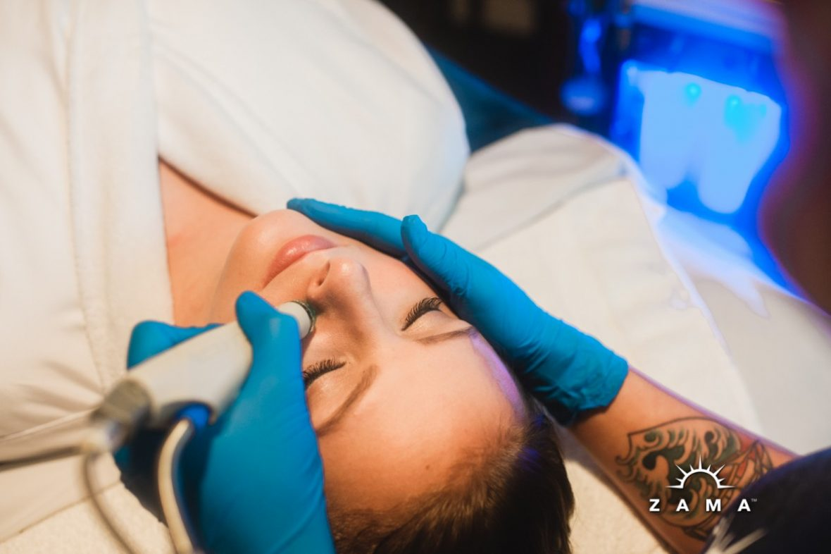 Get Instant Results with HydraFacial