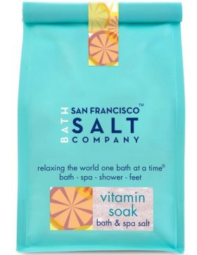 Cold & Flu Vitamin Soak