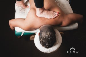 Side by Side Ashiatsu Massage