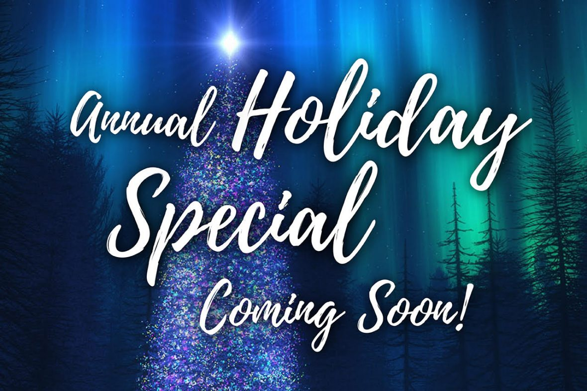 Zama's Holiday Special is Back Starting Black Friday!