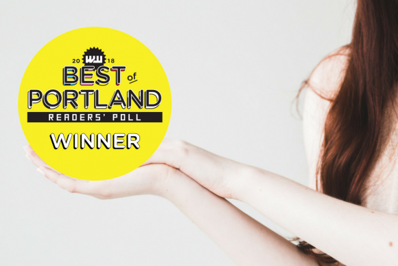 """Zama Voted """"Best of Portland"""" for Best Spa, Massage & Facial!"""