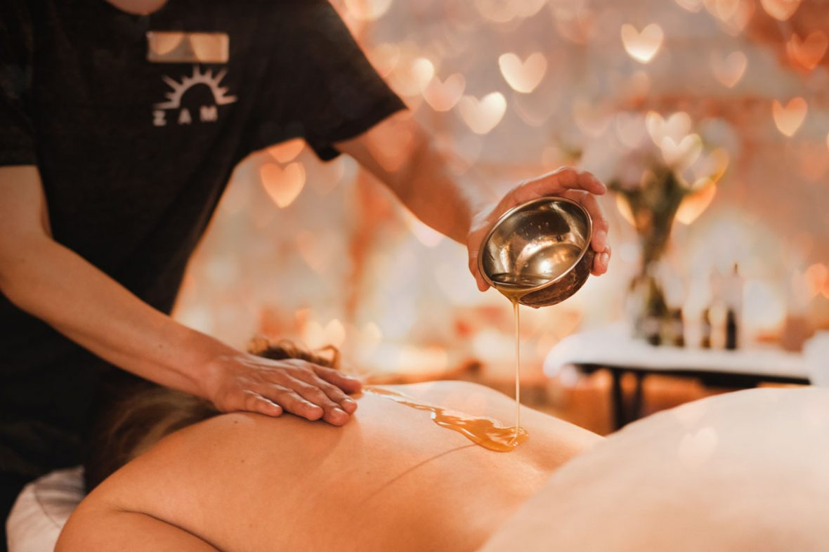 Valentine's Special Couples Massage