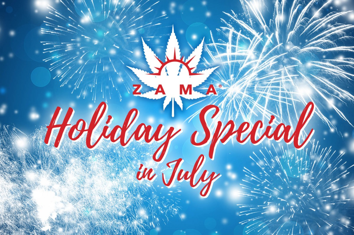 Holiday Special in July