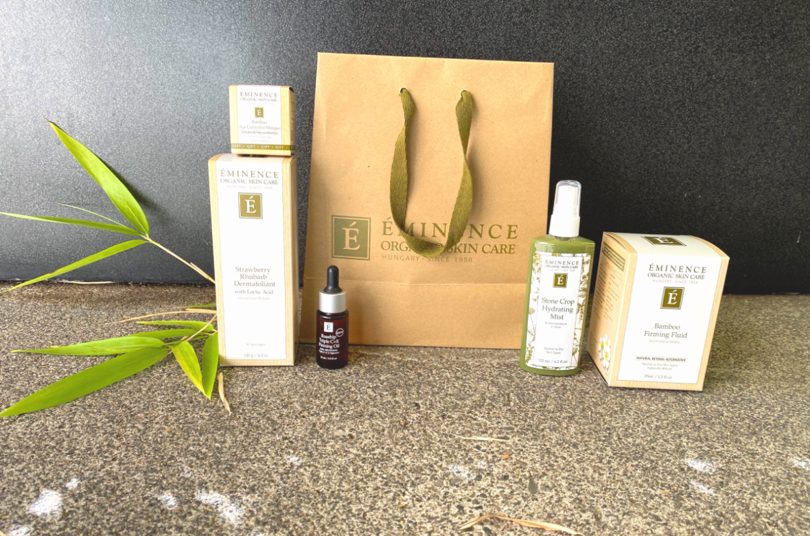 Facial in a Bag Promotion